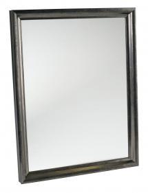Spegelverkstad Mirror Arjeplog Graphite grey - Custom Size