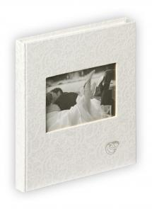 Walther Music Guestbook - 23x25 cm (144 White pages / 72 sheets)
