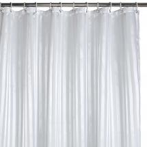 Borganäs of Sweden Shower Curtain - White 180x200 cm