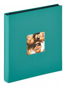"""Walther Fun Album Green - 400 Pictures in 10x15 cm (4x6"""")"""