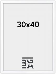 Soul White 30x40 cm