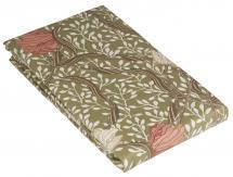 Fondaco Tablecloth Matilda - Green/White 145x250 cm