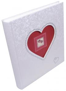 Forever Photo Album - 29x32 cm (60 White pages / 30 sheets)