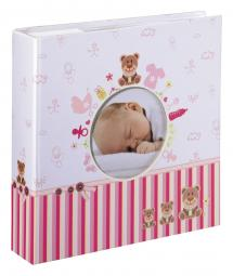 """Difox Play Album Pink - 200 Pictures in 10x15 cm (4x6"""")"""