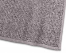 Borganäs of Sweden Towel Stripe Terrycloth - Grey 65x130 cm
