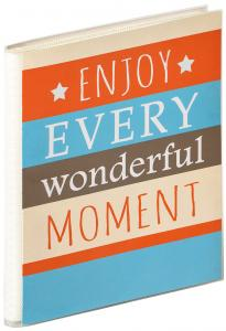 """Walther Moments Enjoy - 40 Pictures in 11x15 cm (4,5x6"""")"""