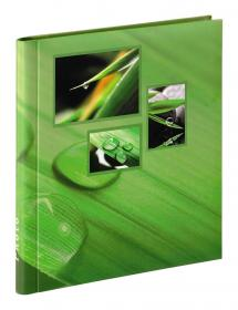Difox Singo Album Self-adhesive Green (20 White pages / 10 sheets)