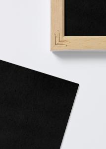 Ramverkstad Acid-free Black Insert - 35x50 cm