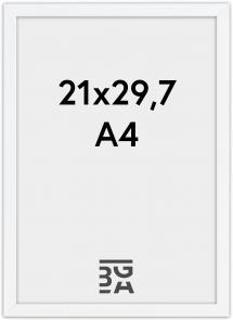 Galleri 1 Frame Edsbyn White 21x29,7 cm (A4)