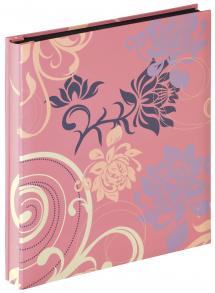 """Walther Grindy Photo album Old Pink - 400 Pictures in 10x15 cm (4x6"""")"""