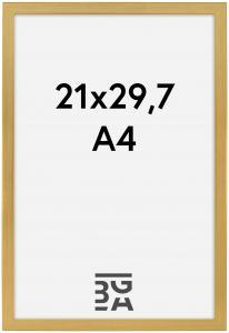 Galleri 1 Frame Gold 21x29,7 cm (A4)