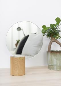 Hübsch Table mirror Round
