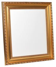 Ramverkstad 60x90 Ombud Mirror Birka Gold - Custom Size