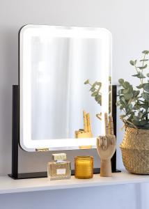 KAILA KAILA Make-up mirror III Black - 45x60 cm