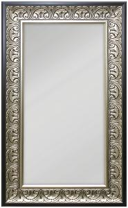 Artlink Mirror Wismar Silver 40x80 cm