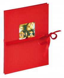 Walther Fun Leporello Red - 12 Pictures in 15x20 cm