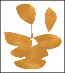 Bildverkstad Leaves XI Poster