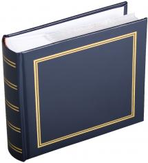 Estancia Diamond Photo album Blue - 100 Pictures in 11x15 cm