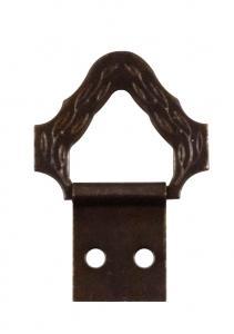 Bubola e Naibo D+ring Baroque Bronze Small - 5-pack