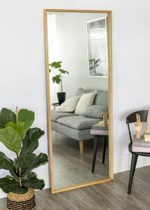 Hübsch Mirror Large Oak 70x180 cm