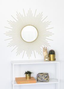 KAILA KAILA Mirror Star - Gold 90x90 cm