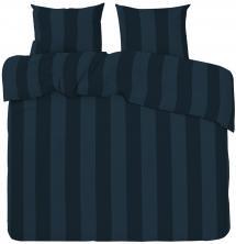 Redlunds Besheet set Satin Kingsize, 3-piece - Marine blue