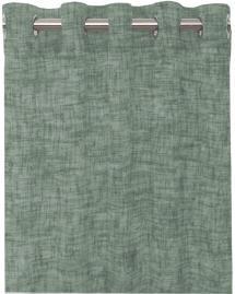 Redlunds Grommet Curtain Wayne - Medium Green 2-pack
