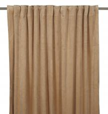 Fondaco Multiway Curtains Velvet - Gold 2-pack