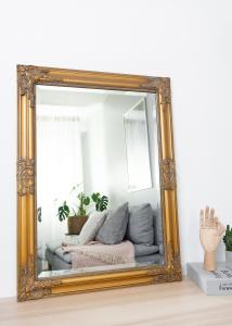 Artlink Mirror Bologna Gold 50x70 cm