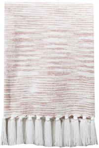 Redlunds Blanket Sandhamn - Pink 130x170 cm