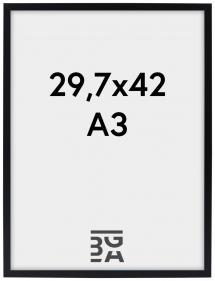 BGA Nordic Edsbyn Black 29,7x42 cm (A3)