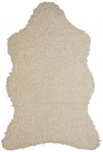 Fondaco Pelt Ludde - Off-white 60x110 cm