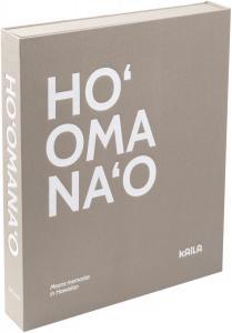 KAILA KAILA HO'OMANA'O - Coffee Table Photo Album (60 Black Pages)