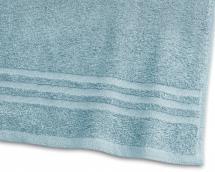 Borganäs of Sweden Bath Towel Basic Terrycloth - Turquoise 90x150 cm