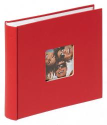 """Walther Fun Memo Red - 200 Pictures in 10x15 cm (4x6"""")"""