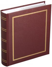 Estancia Diamond Photo album Maroon - 200 Pictures in 11x15 cm
