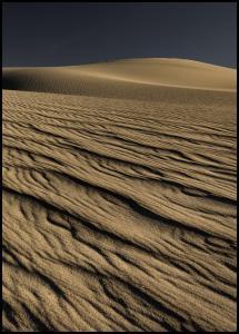 Bildverkstad Rivulets Of Sand Poster