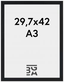 Stilren Black 29,7x42 cm (A3)