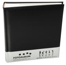 Estancia Estancia Photo Album Black - 100 Pictures in 11x15 cm