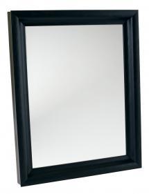 Ramverkstad 60x90 Ombud Mirror Sandarne BlackBrown - Custom Size