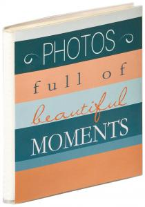 """Walther Moments Photos - 40 Pictures in 11x15 cm (4,5x6"""")"""
