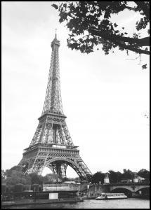 Bildverkstad The Eiffel Tower Poster