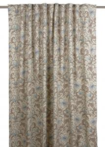 Fondaco Multiway Curtains Ebba - Blue 2-pack