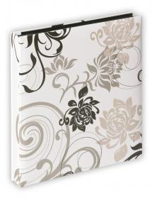 """Walther Grindy Photo album White - 400 Pictures in 10x15 cm (4x6"""")"""