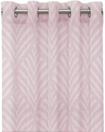 Redlunds Grommet Curtain Leroy - Heather 2-pack