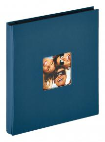 """Walther Fun Album Blue - 400 Pictures in 10x15 cm (4x6"""")"""