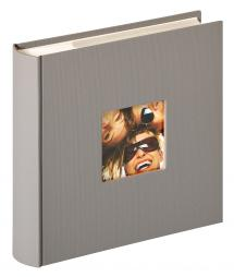 """Walther Fun Memo Grey - 200 Pictures in 10x15 cm (4x6"""")"""