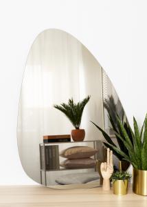 KAILA KAILA Mirror Shape I Dark Bronze 70x100 cm