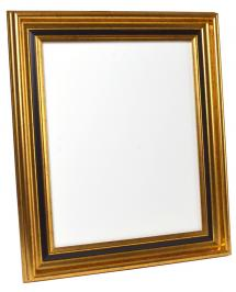 Ramverkstad 60x90 Ombud Mirror Gysinge Gold - Custom Size
