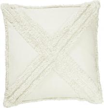 Svanefors Sarah Pillow case Off-white 45x45 cm